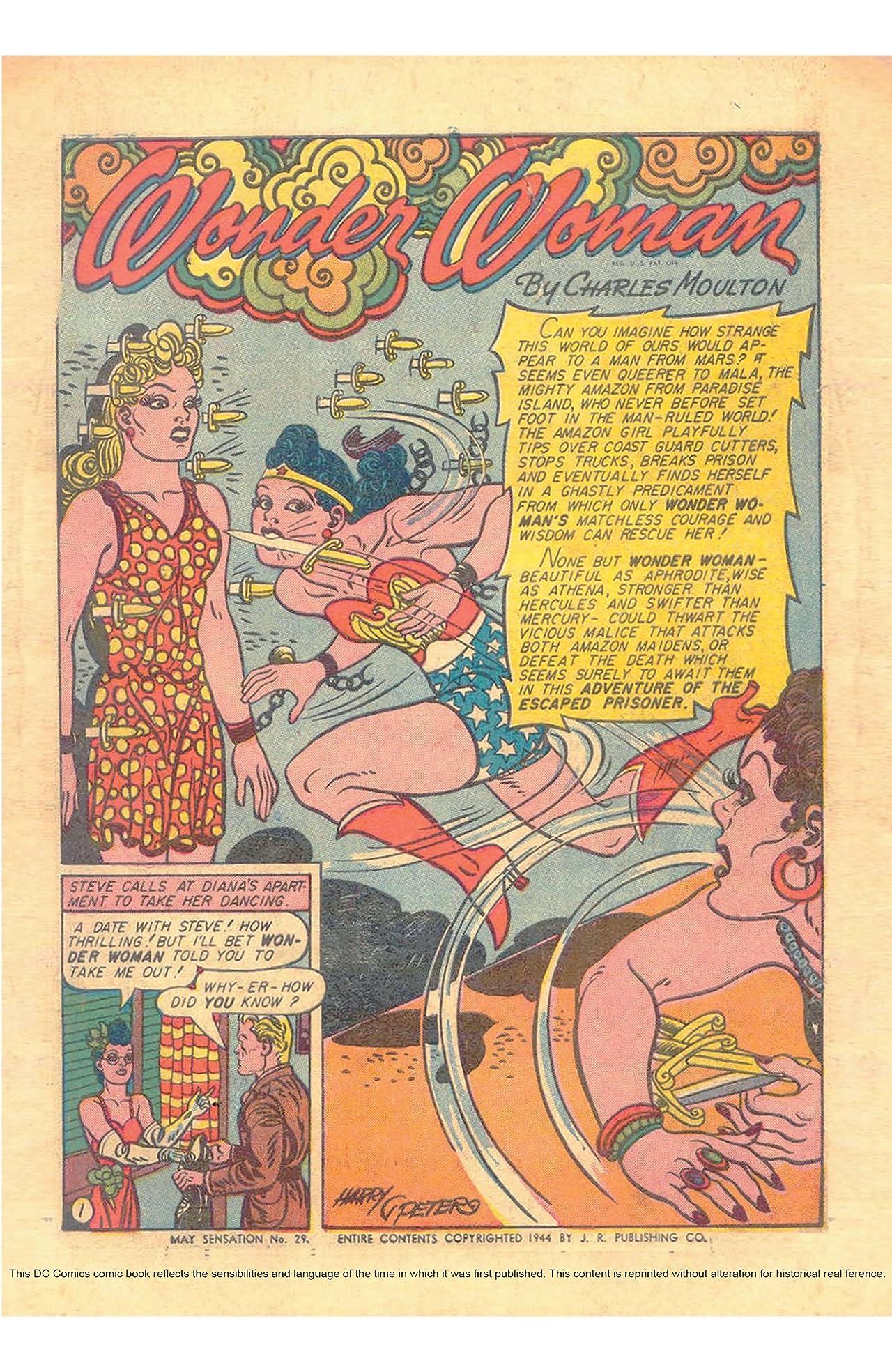 Sensation Comics (1942-1952) #29
