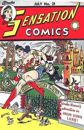 Sensation Comics (1942-1952) #31