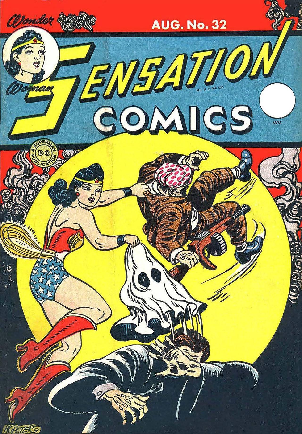 Sensation Comics (1942-1952) #32