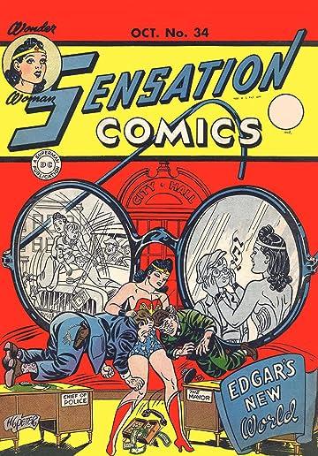 Sensation Comics (1942-1952) #34