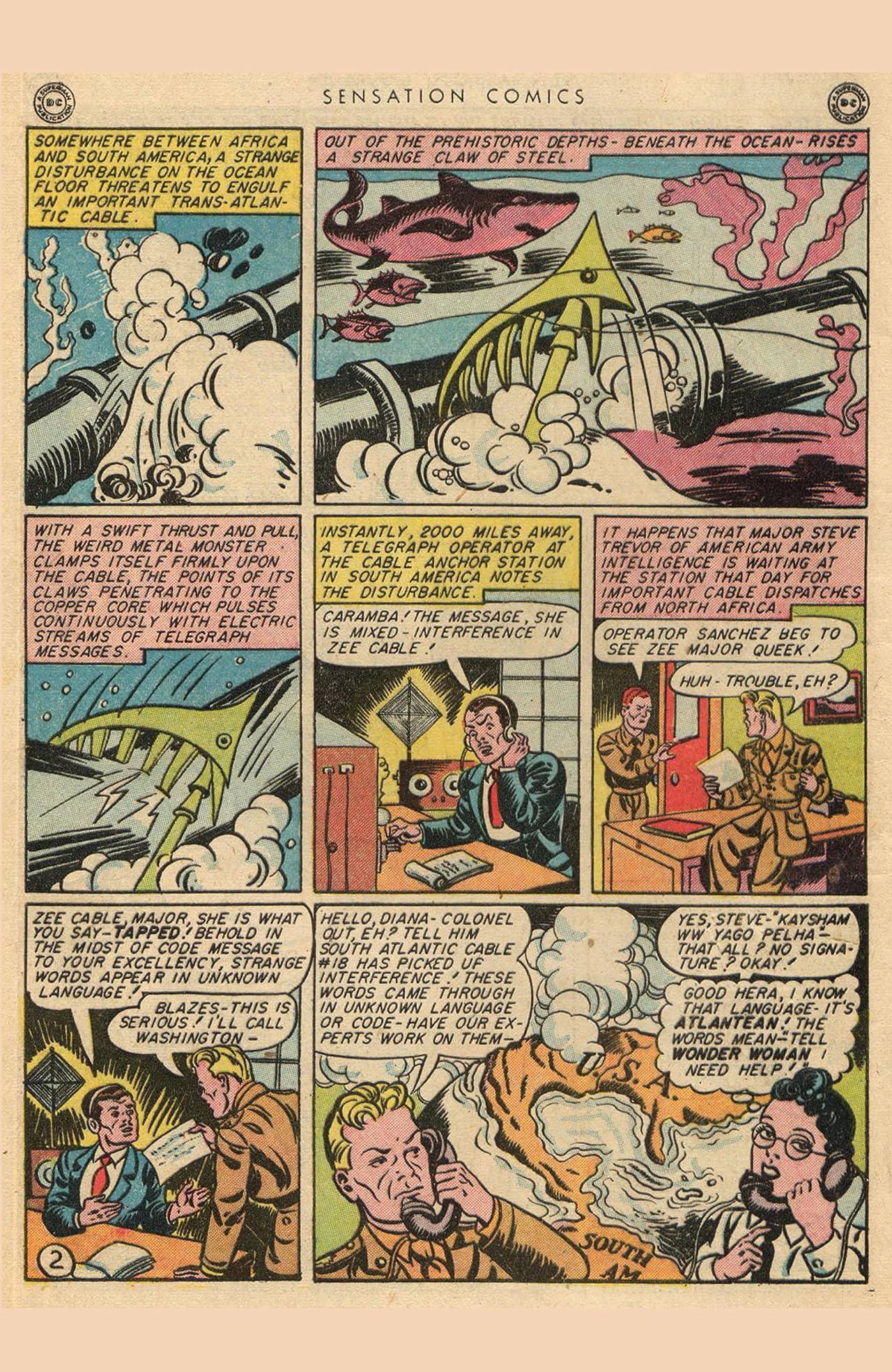 Sensation Comics (1942-1952) #35