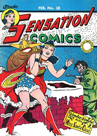 Sensation Comics (1942-1952) #38