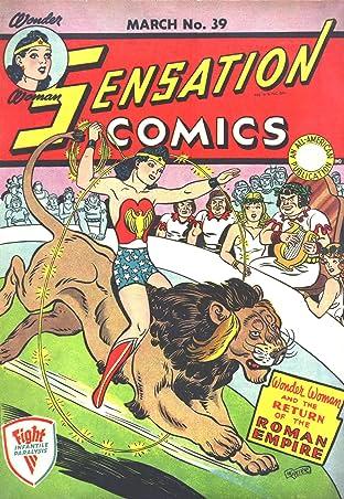 Sensation Comics (1942-1952) #39