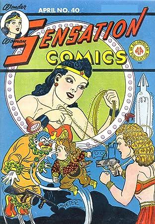 Sensation Comics (1942-1952) #40
