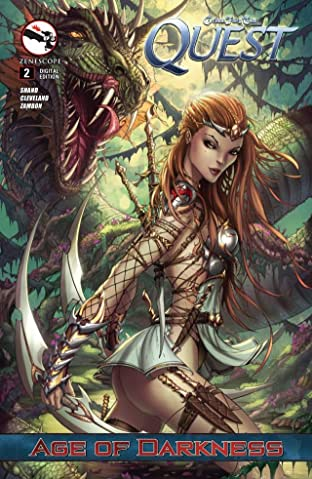 Grimm Fairy Tales : Quest #2 (of 5)