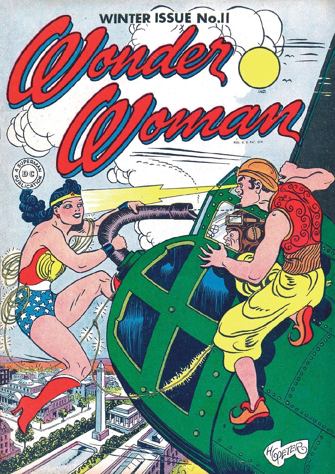 Wonder Woman (1942-1986) #11