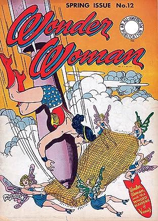 Wonder Woman (1942-1986) #12