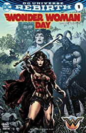 Wonder Woman (2016-) #1: Wonder Woman Day Special Edition (2017)