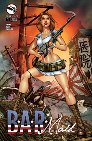 B.A.R. Maid #1 (of 5)
