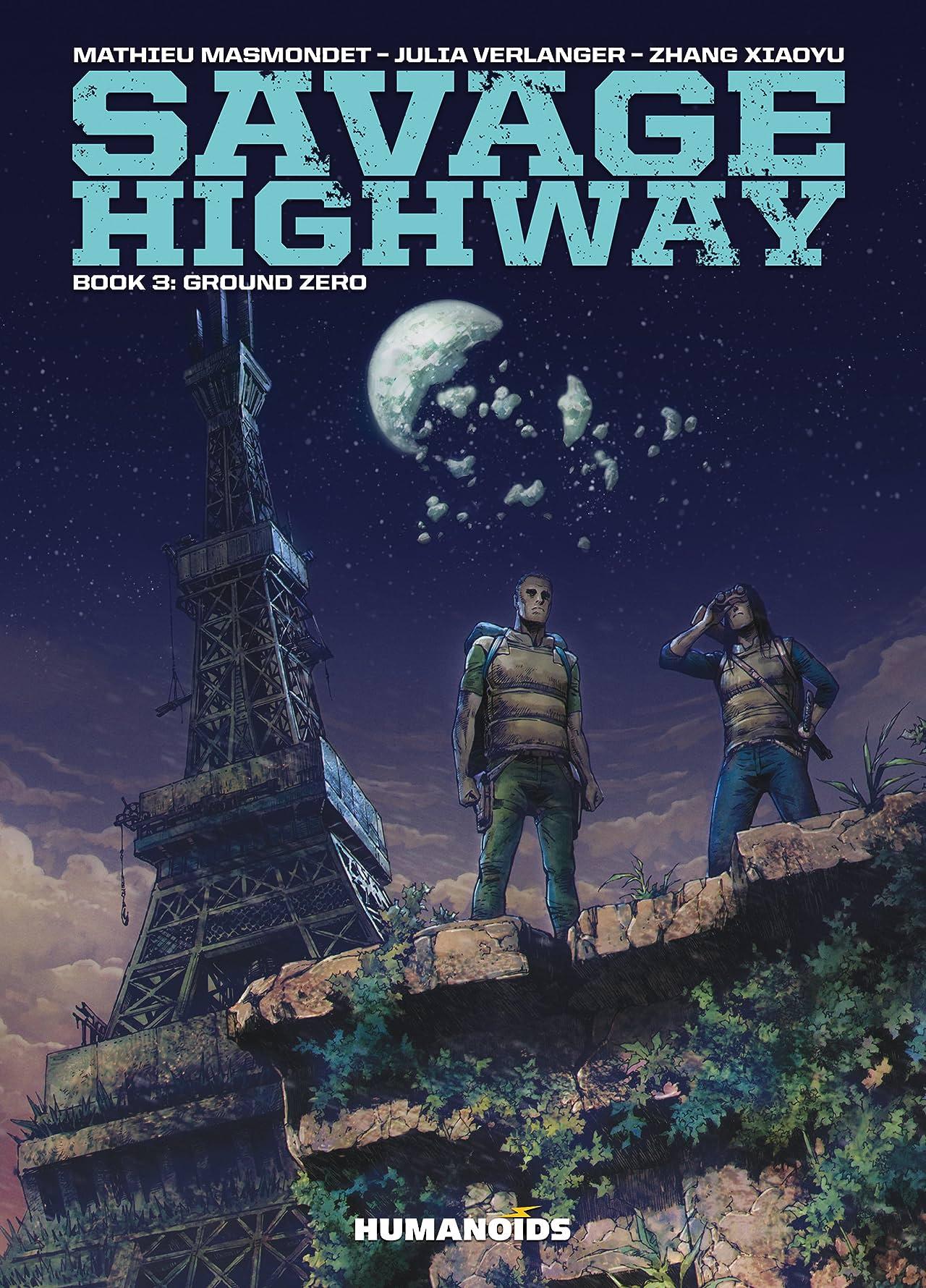 Savage Highway Vol. 3