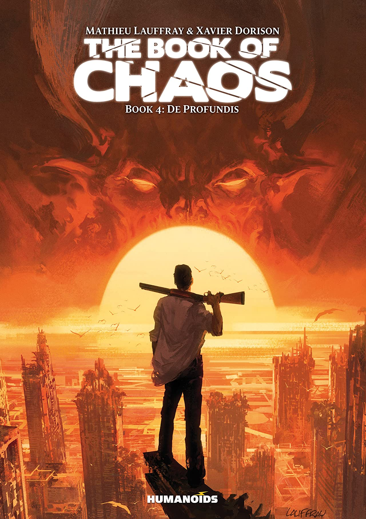The Book of Chaos Vol. 4
