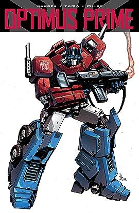 Transformers: Optimus Prime Vol. 1