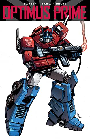 Transformers: Optimus Prime Tome 1