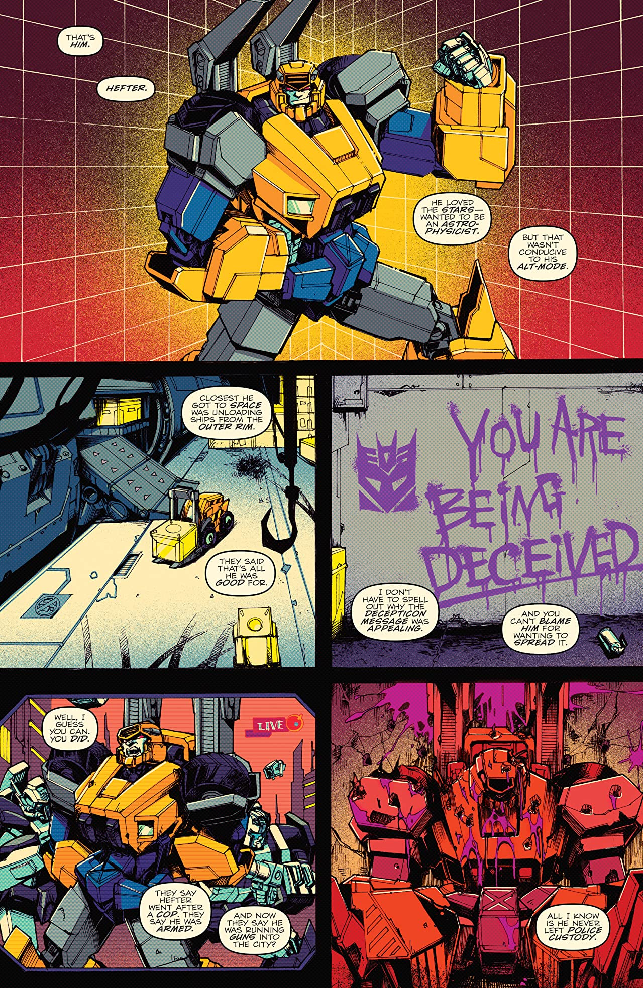 Transformers: Optimus Prime Vol. 1