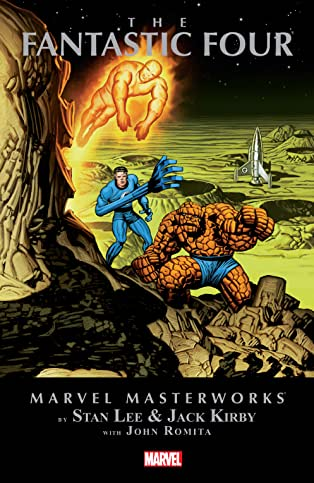 Fantastic Four Masterworks Vol. 10