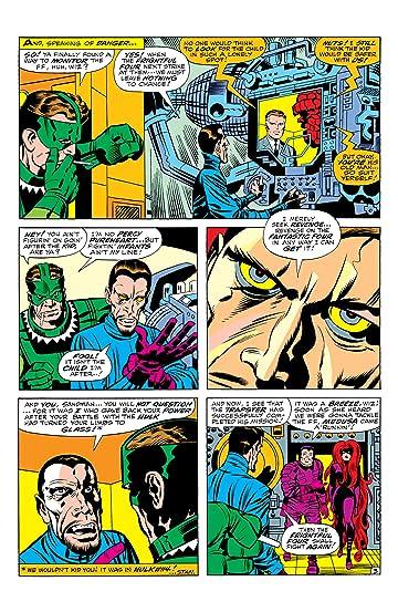 Fantastic Four Masterworks Vol. 10