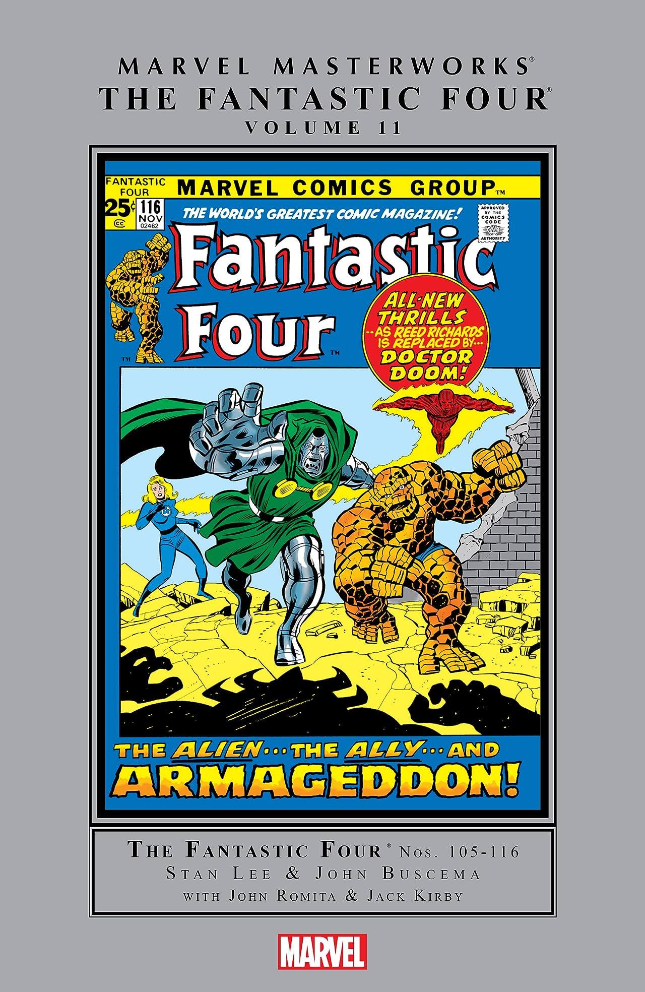 Fantastic Four Masterworks Vol. 11