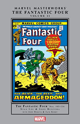 Fantastic Four Masterworks Vol. 11