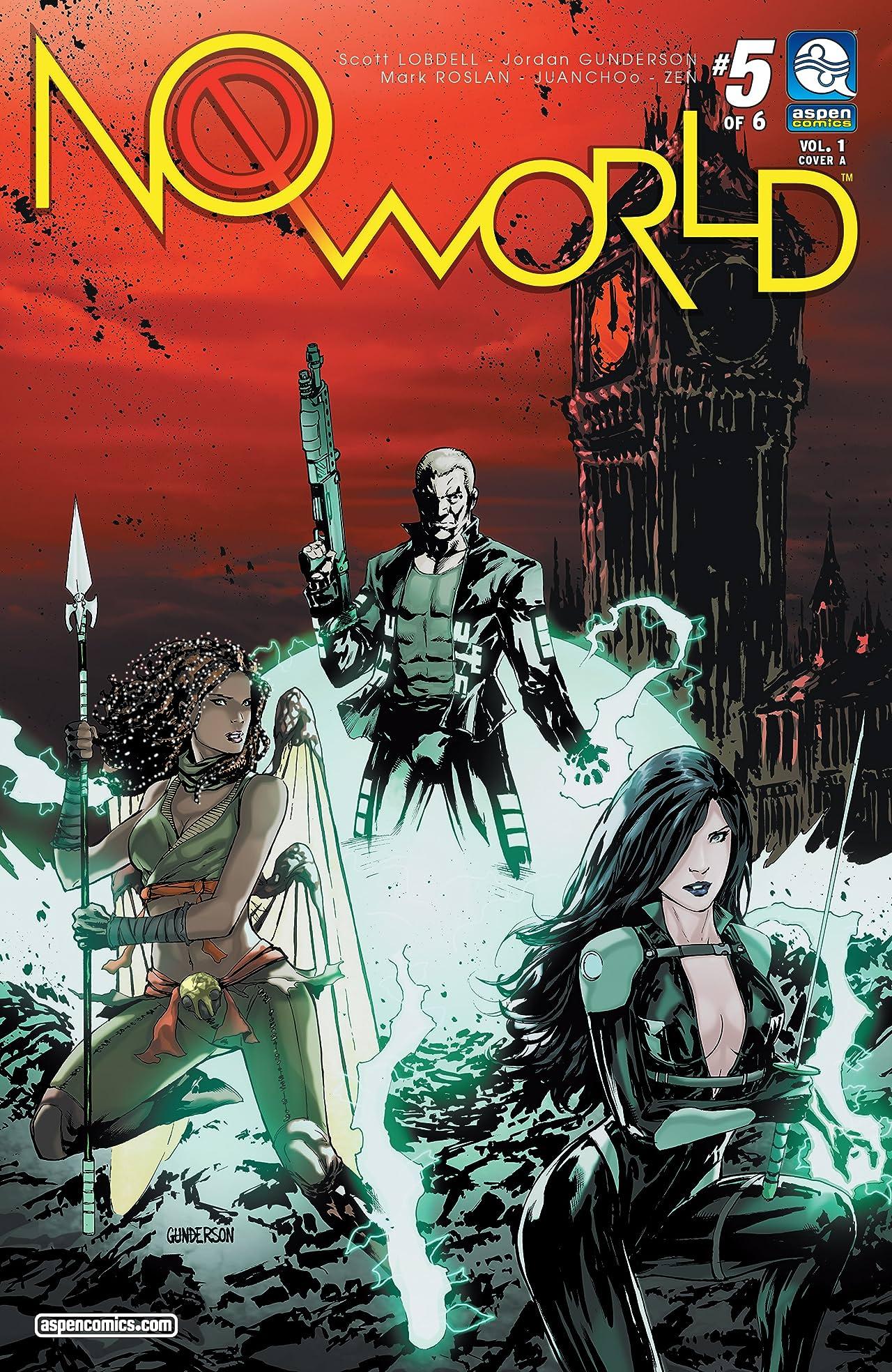 No World Vol. 1 #5