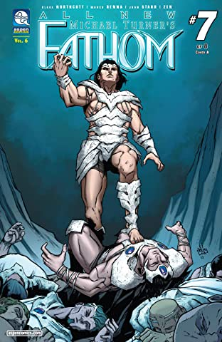 All-New Fathom Vol. 6 #7 (of 8)