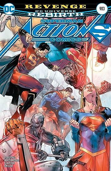 Action Comics (2016-) #983