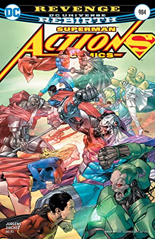 Action Comics (2016-) No.984