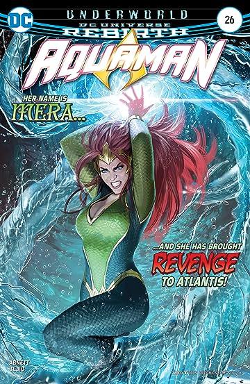 Aquaman (2016-) #26