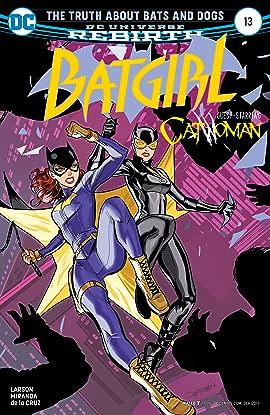 Batgirl (2016-) No.13
