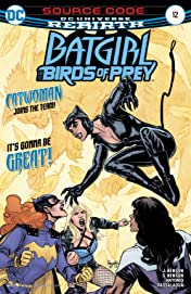 Batgirl and the Birds of Prey (2016-) #12