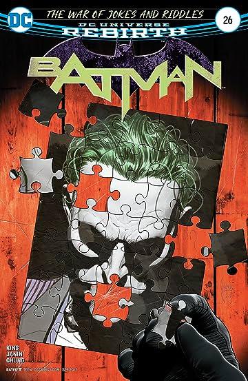 Batman (2016-) #26
