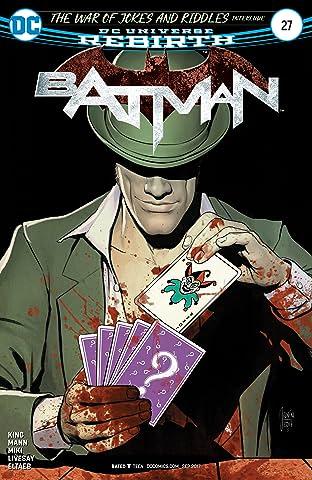 Batman (2016-) No.27