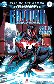 Batman Beyond (2016-) #10