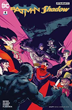 Batman/Shadow (2017) #4