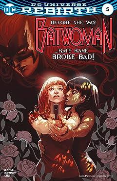 Batwoman (2017-) No.5
