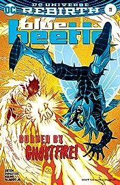 Blue Beetle (2016-2018) #11