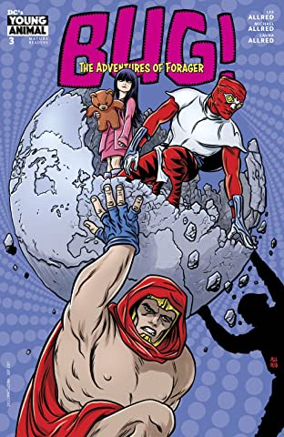 Bug! The Adventures of Forager (2017-) #3