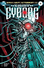 Cyborg (2016-2018) #14