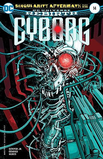 Cyborg (2016-) #14