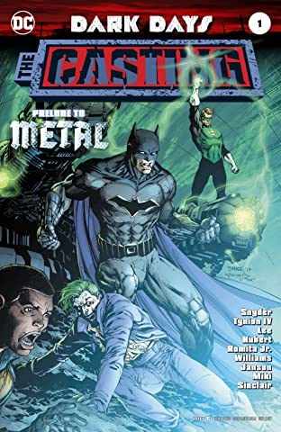 Dark Days: The Casting (2017-) #1