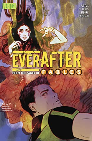 Everafter: From the Pages of Fables (2016-2017) No.11