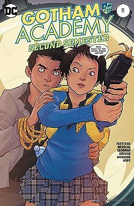 Gotham Academy: Second Semester (2016-2017) #11