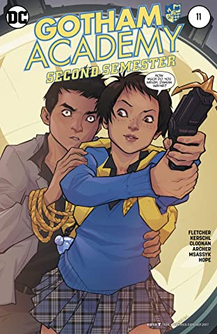 Gotham Academy: Second Semester (2016-) No.11