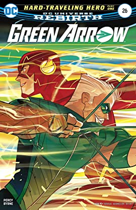 Green Arrow (2016-2019) #26