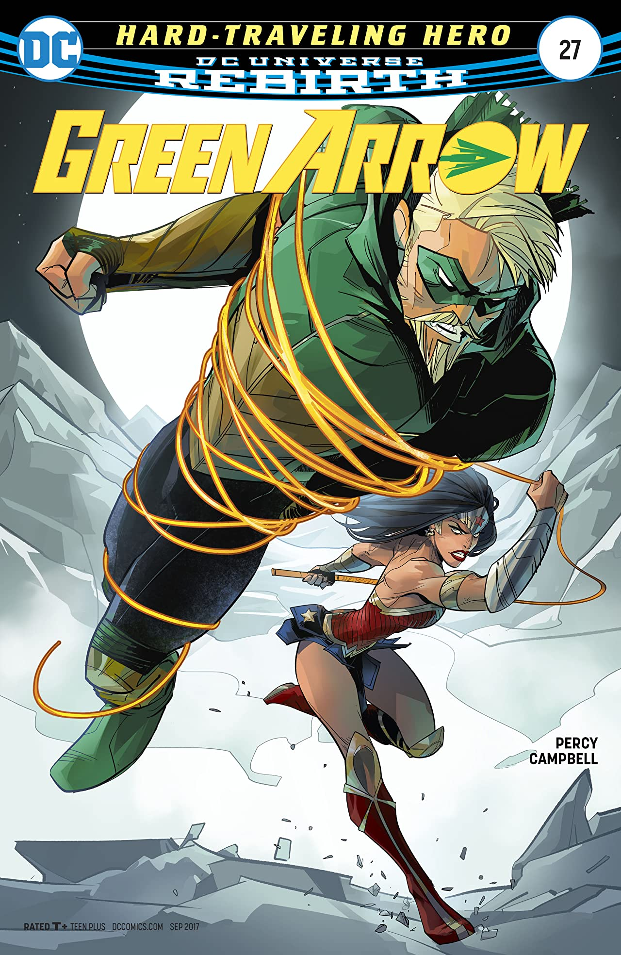 Green Arrow (2016-) #27