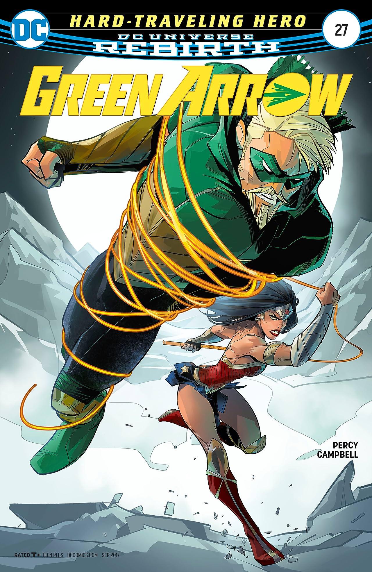 Green Arrow (2016-) #27
