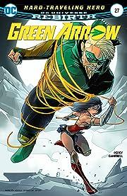 Green Arrow (2016-2019) #27