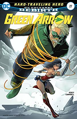Green Arrow (2016-2019) #27
