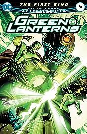 Green Lanterns (2016-) #26