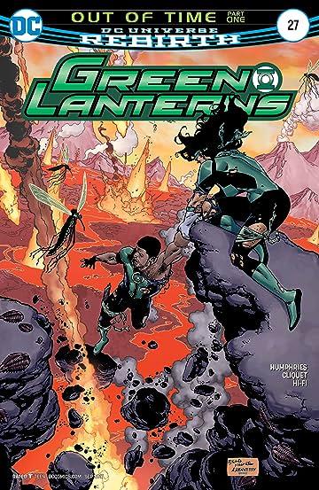 Green Lanterns (2016-) #27