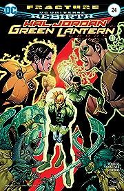 Hal Jordan and the Green Lantern Corps (2016-2018) #24